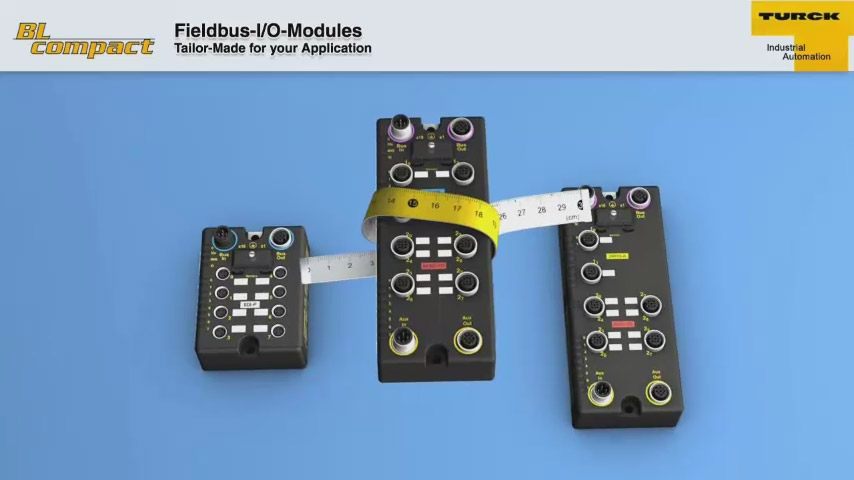 BL compact – Fieldbus I/O Modules