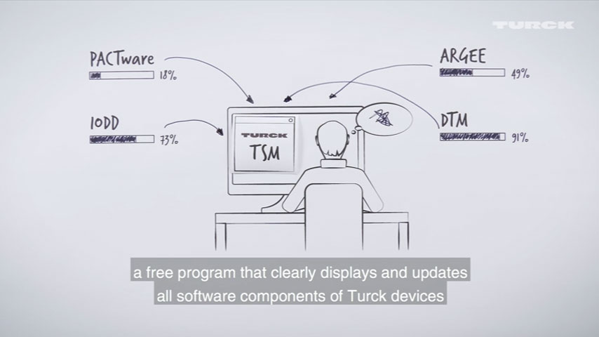 TSM: How to manage all of your software using Turck Software Manager